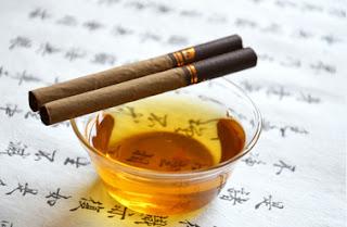 Can't Stop Smoking, Start Drinking Tea