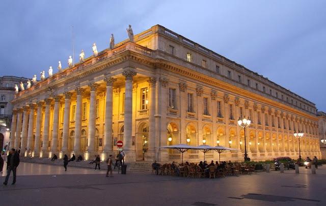 Grand Théâtre de Bordéus
