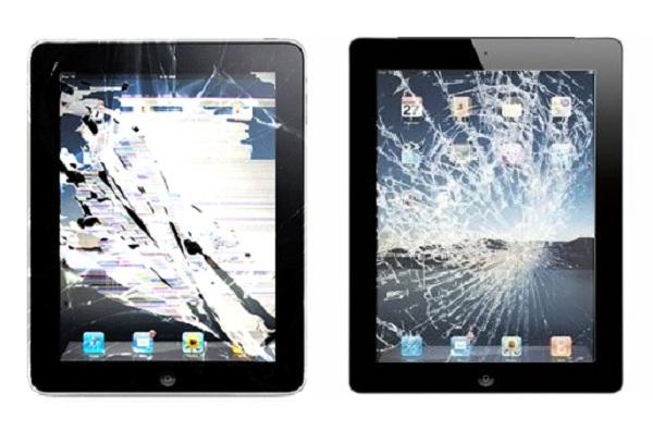 iPad 3 bị hỏng màn hình cần phải thay mới