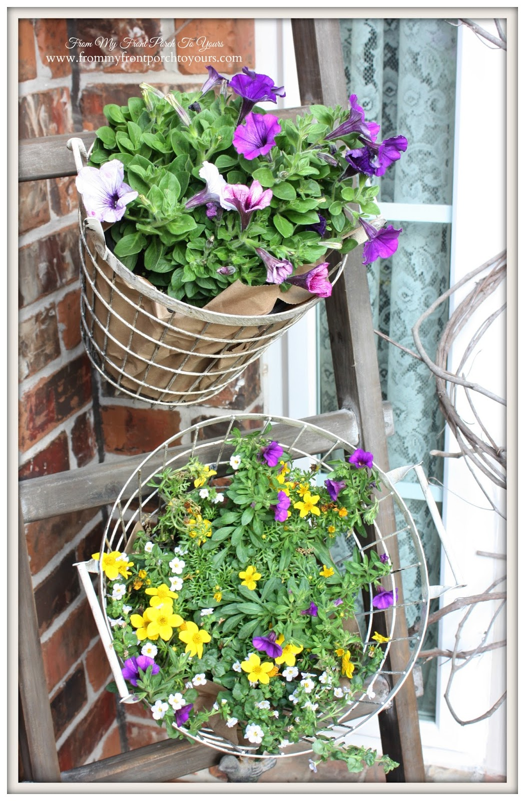 Spring Front Porch-Design Ingenuity Event- Decor Steals-From My Front Porch To Yours