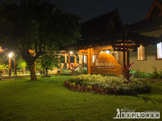 Incomparable Manohara Hotel