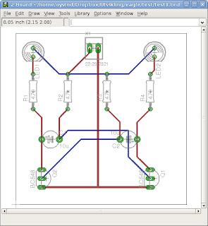 Cara Menggunakan Autoroute di Eagle CAD