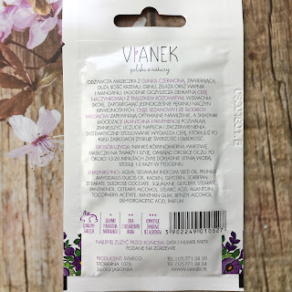 3 produkty, maseczki do twarzy z Vianek.