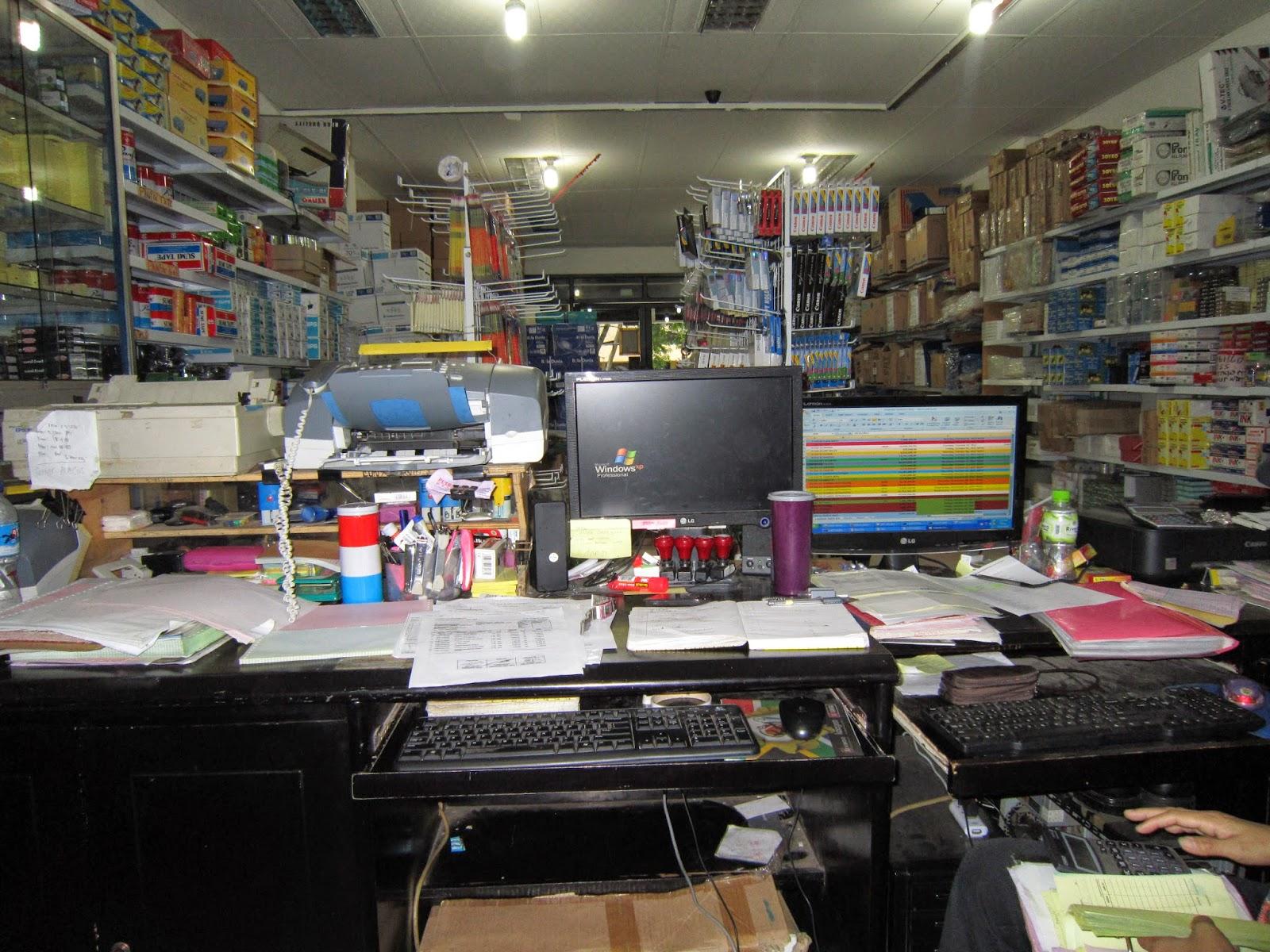 Tempat Berbelanja ATK Lengkap di  Bina Mandiri Stationery