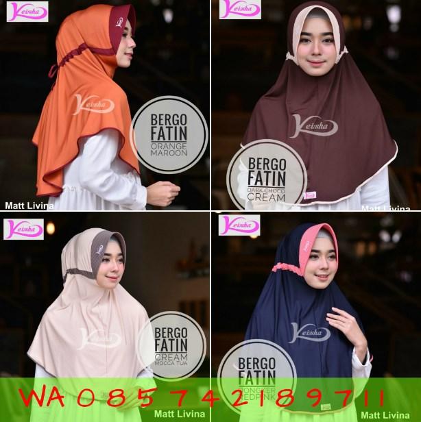 Dibutuhkan  Agen & Reseller Jilbab di Bogor