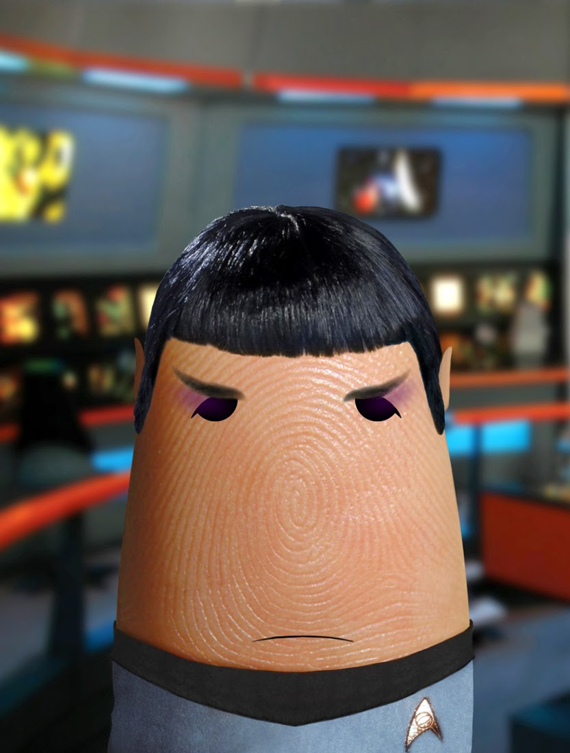 03-Spock-Dito-von-Tease-Portraits-on-a-Finger-www-designstack-co