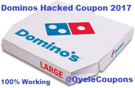 Generate dominos coupons