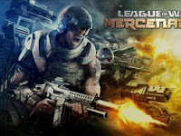 League of war mercenaries Apk Mod 8.0.34