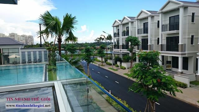 Dự án Nine South Estates Nhà Bè là địa điểm định cư lâu dài nhất cho bạn