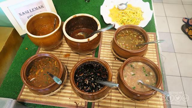 Restoran Sajian d-Hidang Shah Alam