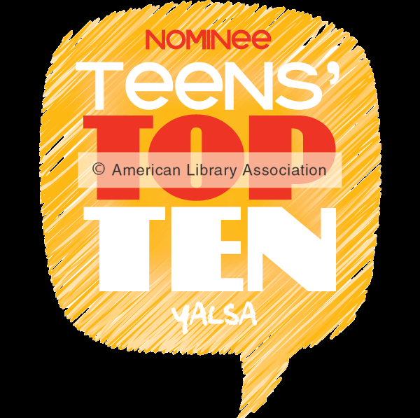 Splintered: YALSA Top Ten 2014