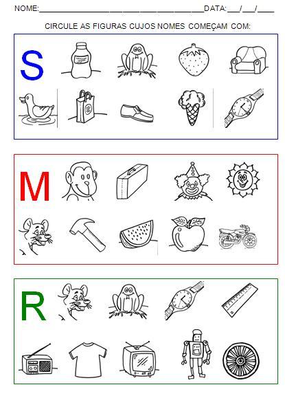 Estudante Digital Atividades De Alfabetizacao Para Imprimir