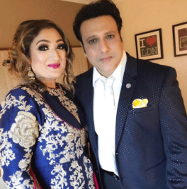 Govinda Family Wife Son Daughter Father Mother Marriage Photos Biography Profile
