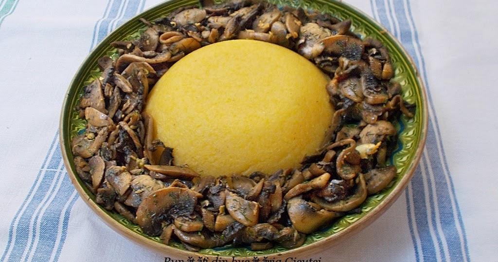 Ciuperci Inabusite in Unt
