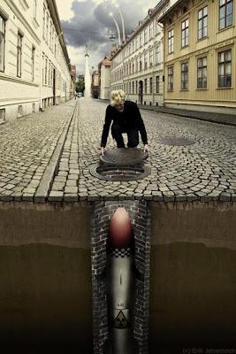 Arte fotografico y manipulación digital con Erik Johansson