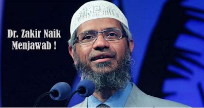 Mengapa Islam Membolehkan Poligami? Jawaban Zakir Naik Ini Bikin Pemuda Kristen Geleng-Geleng