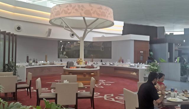 Above Ground Level Lounge