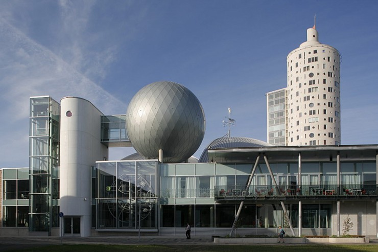 Top 10 Places to See in the Baltic States - AHHAA Science Centre, Tartu, Estonia