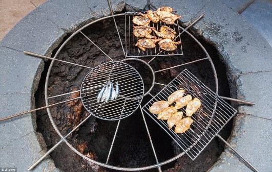BBQ el-diablo