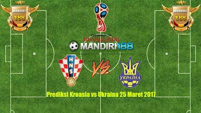 AGEN BOLA - Prediksi Kroasia vs Ukraina 25 Maret 2017