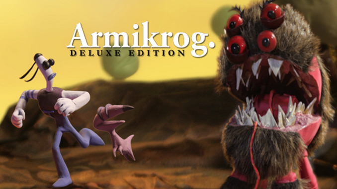 Armikrog: Deluxe Edition PC Game Download