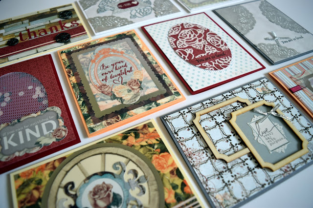 Cards with Love from Lizi December 2017 Card Kit by Jess Gerstner