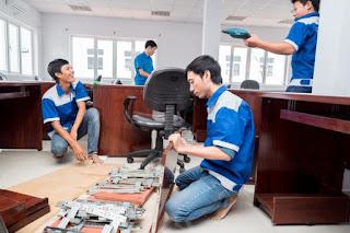 Nội thất văn phòng Quận Gò Vấp - Thi công dịch vụ nội thất văn phòng trọn gói HCM