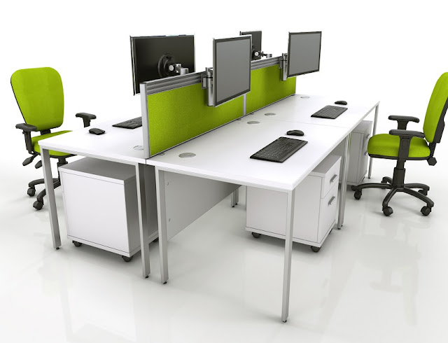 best buy white and green office furniture sets for sale discount