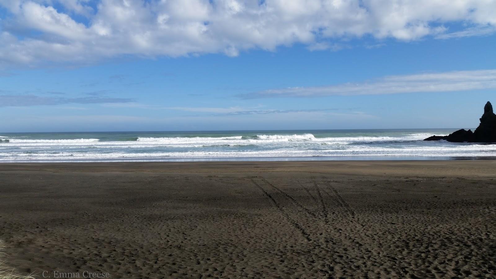 Piha Beach New Zealand Adventures of a London Kiwi