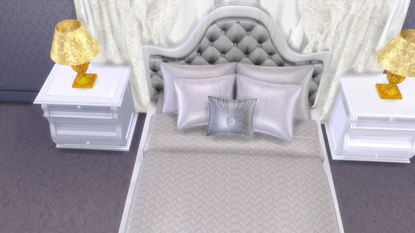 Sims 4 Furniture Download Modern Luxury Bedroom
