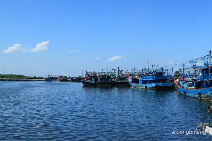pelabuhan perikanan nusantara kejawanan cirebon