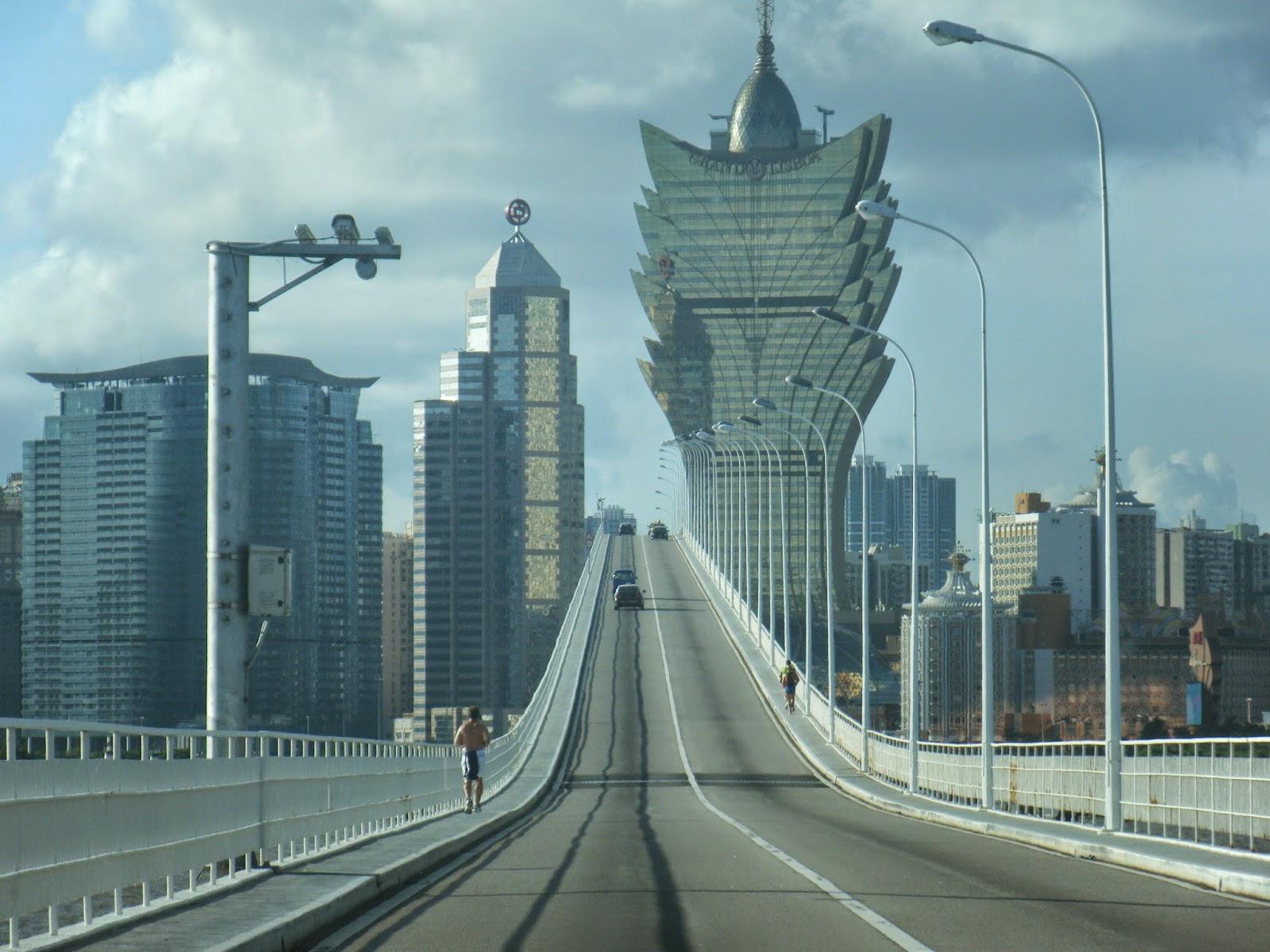 Aeroporto Internacional De Macau : Apropriação cultural macau