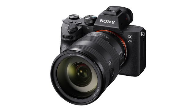 máy ảnh full frame của sony