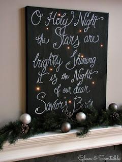 tipografía navidad decoración deseos