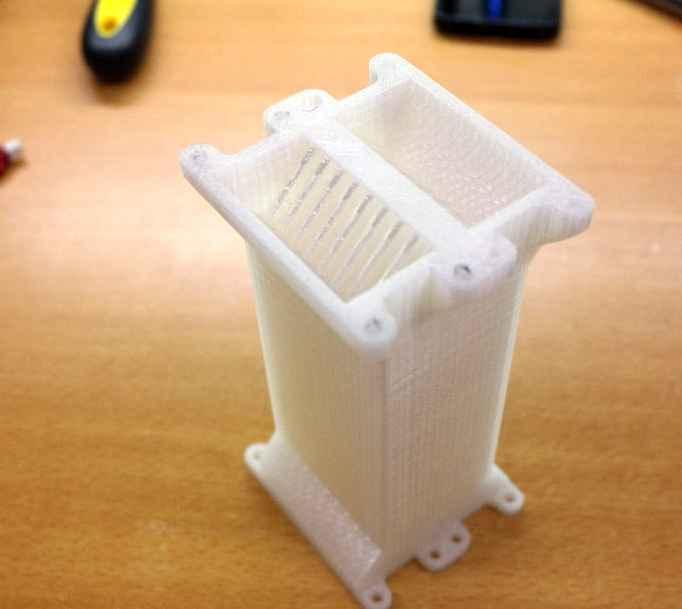DIY 3D Printing: Simple DIY Air Heat Exchanger You Can ...