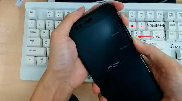 Cómo desbloquear un Xiaomi Mi A1