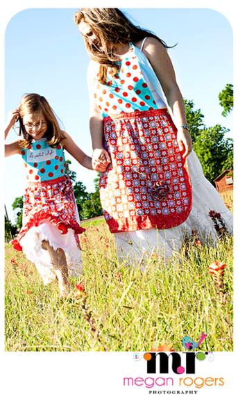 Mother – Daughter Sugar & Spice Aprons