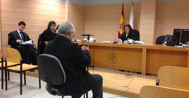 Parte en proceso penal y Derecho procesal