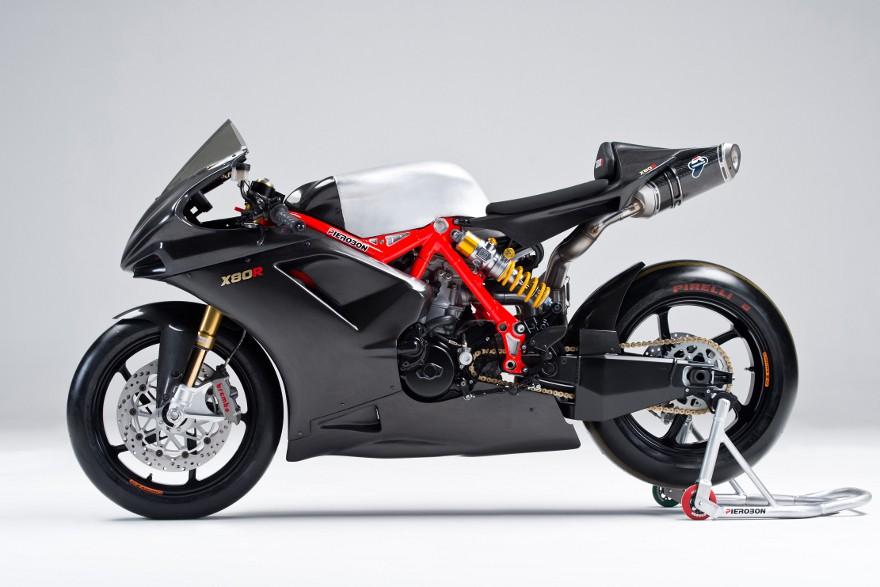 Racing Caf U00e8  Pierobon X80r