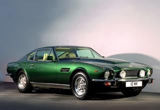 1977 Aston Martin V8 Vantage Gallery Picture 01