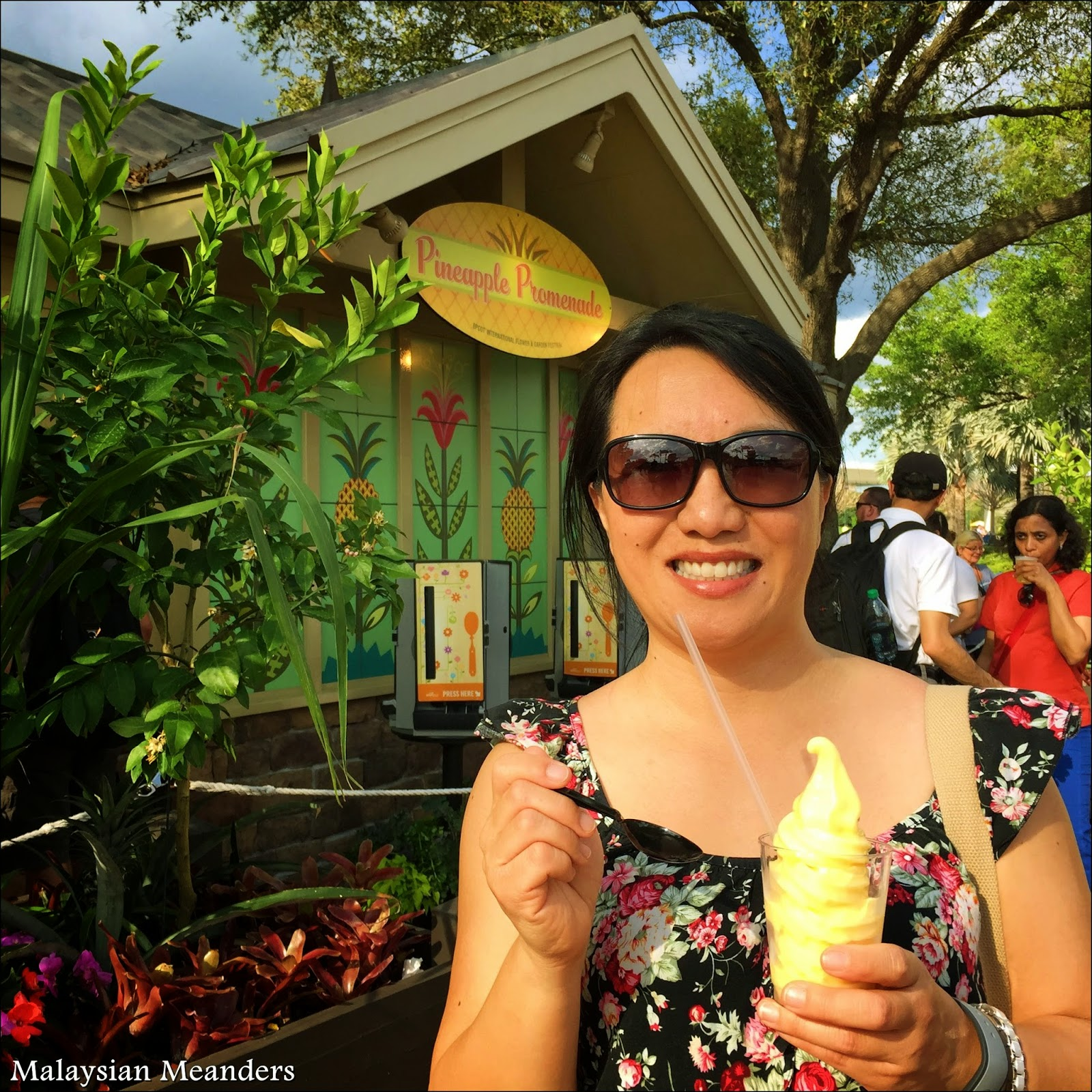 Dole Whip, Pineapple Promenade