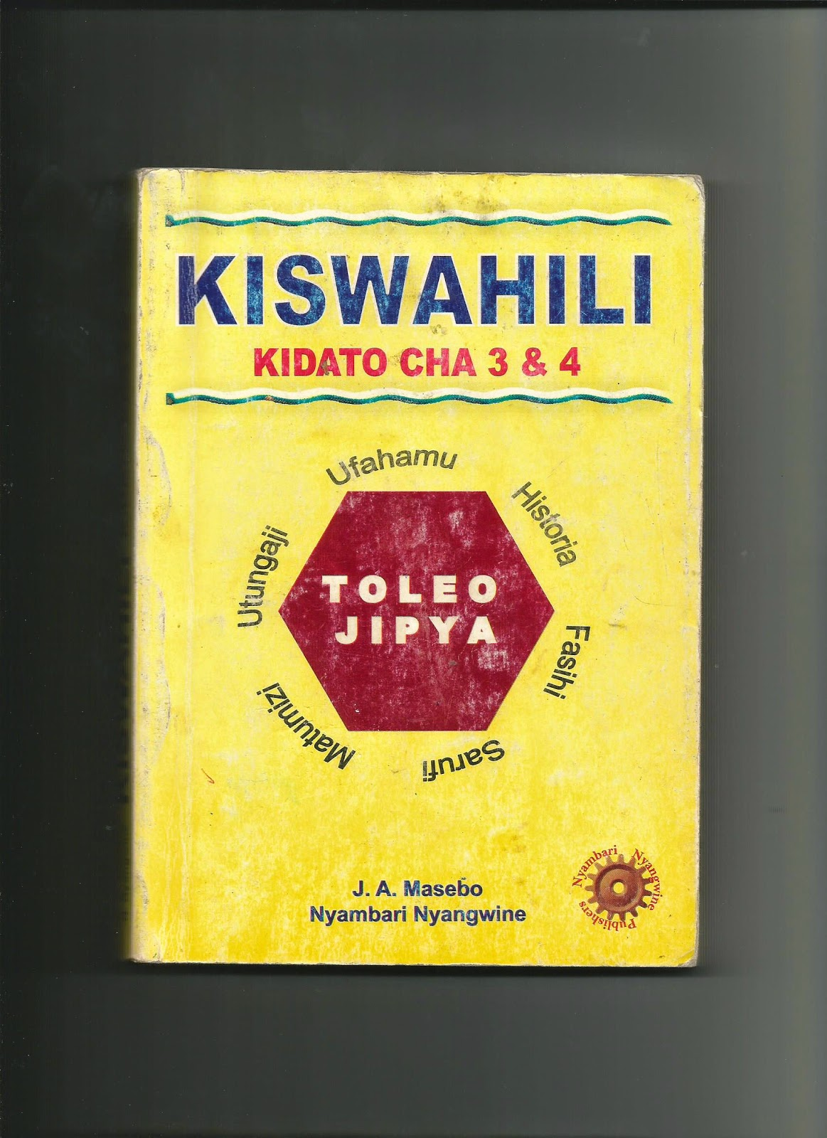 tahakiki ya kiswahili pdf download