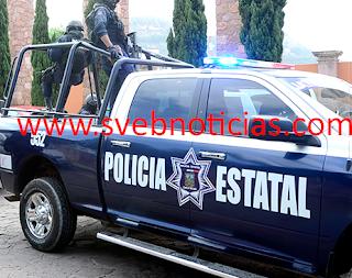 Hallan ejecutado junto con una narcomanta en Zacatecas