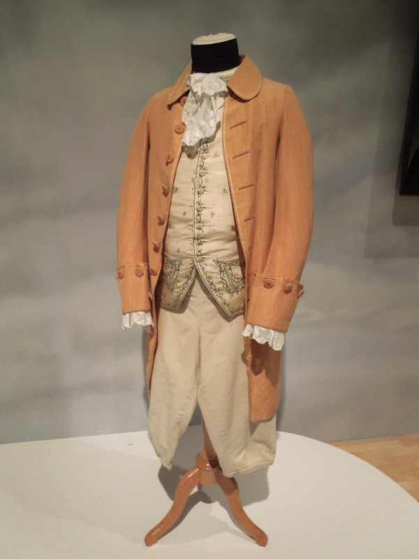 Ryan ONeal Barry Lyndon movie costume