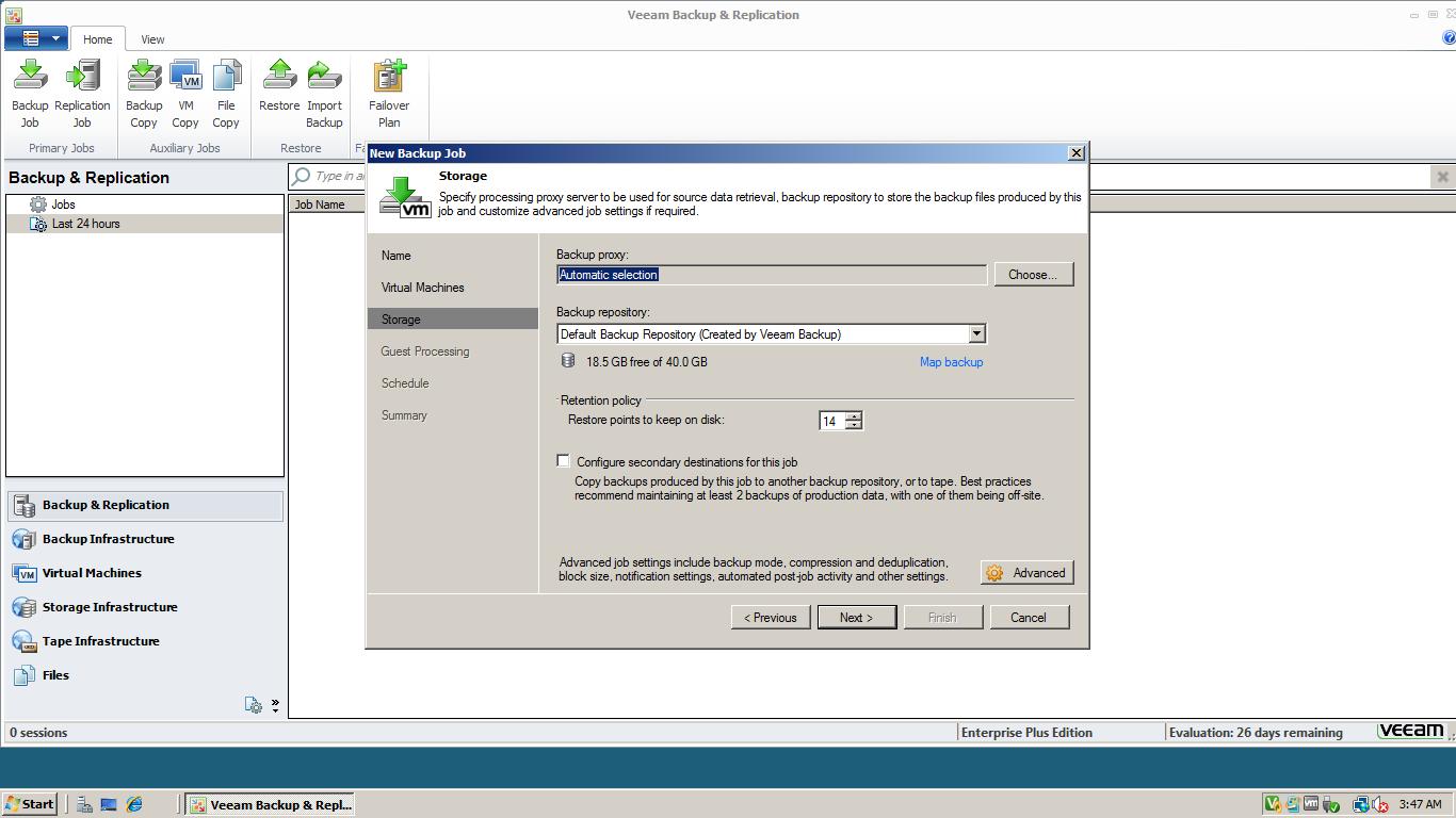 virtual tape library, Backup, Data Protector, IBM Tivoli