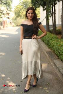Telugu Actress Tanya Hope Stills at Appatlo Okadundevadu Audio Launch  0316.JPG
