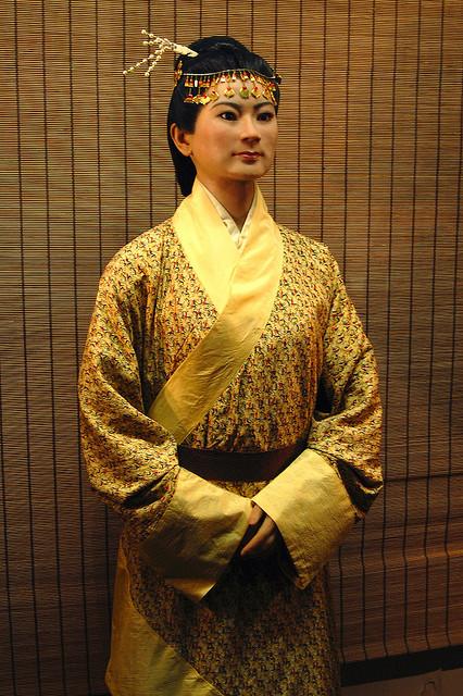 xin zhui jasad wanita yang awet hingga ribuan tahun