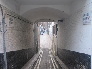 UpBrook Mews.
