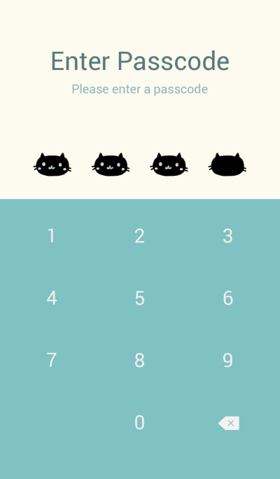 Simple Cat Theme jp