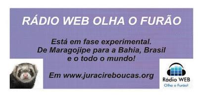 Rádio WEB Olha o Furão!